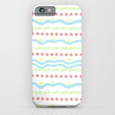Pastel Pattern iPhone 6s Slim Case