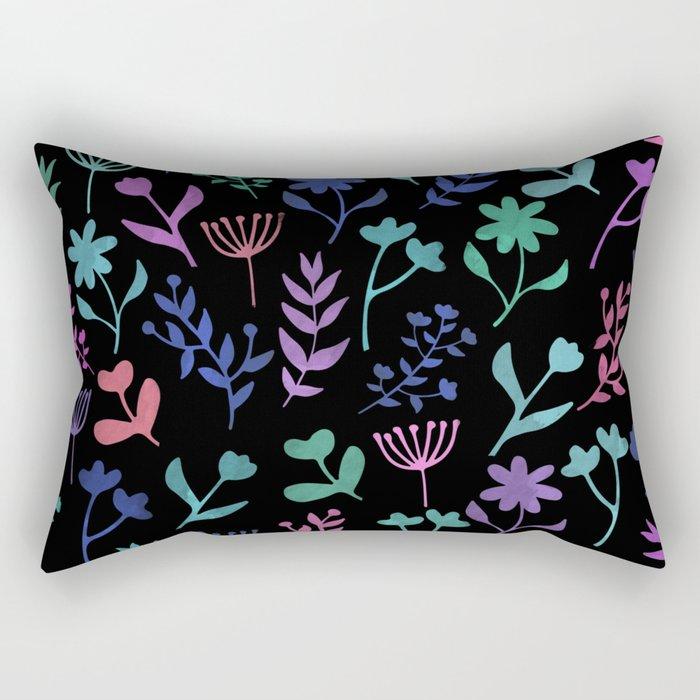 Lovely Pattern XI Rectangular Pillow