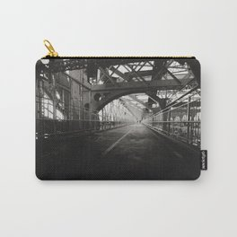 New York City: Williamsburg Bridge Carry-All Pouch