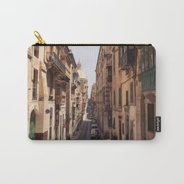 Malta Street View Carry-All Pouch