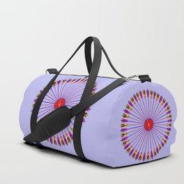 Arrows Design Duffle Bag
