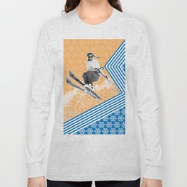 Ski Like a Girl Long Sleeve T-shirt