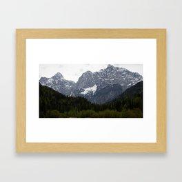 Insignificent Framed Art Print