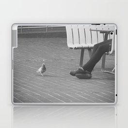 pigeon toes... Laptop & iPad Skin