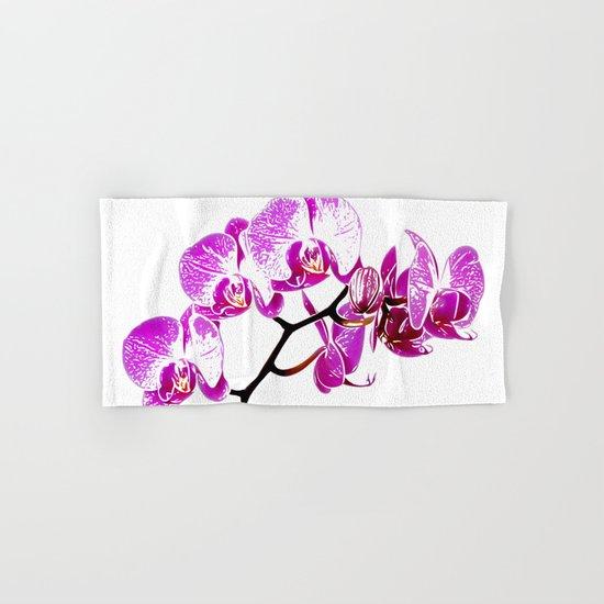 Orchidea Hand & Bath Towel