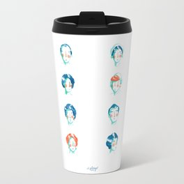 People from Upstairs and Downstairs Travel Mug
