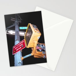 Lower East Side Light Post Stationery Cards