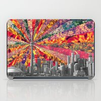 toronto iPad Cases featuring Blooming Toronto by Bianca Green
