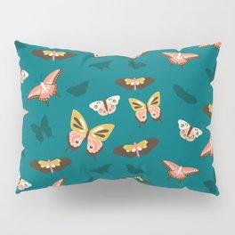 Butterfly Swarm Pillow Sham