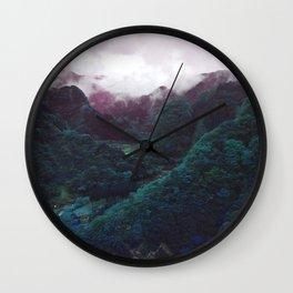 Hometown Valley ~Keikoku~ Wall Clock