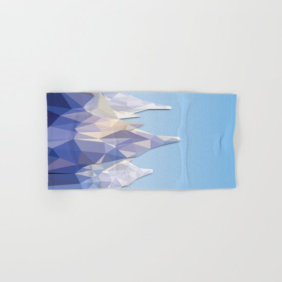 Night Mountains No. 37 Hand & Bath Towel