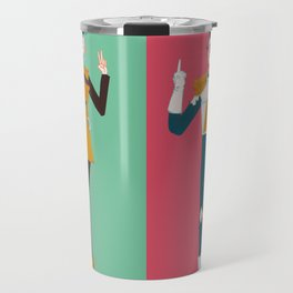 DBZ Team Travel Mug