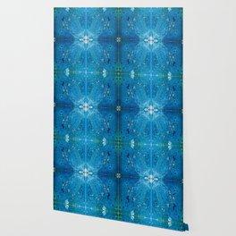 Deep Sea Creatures Dream of Blue Wallpaper