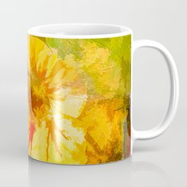 Nasturtuim Coffee Mug