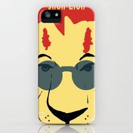 Jhon Lion iPhone Case
