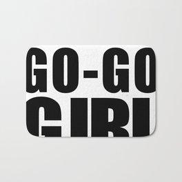 GO-GO GIRL Bath Mat