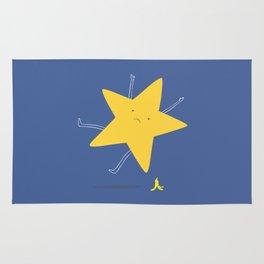 falling star Rug