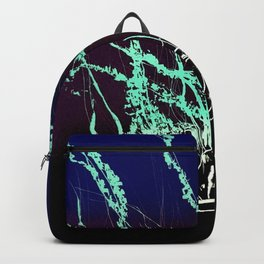 Jellyfish Etching Backpack