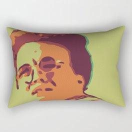 Clint, Brother of Ron Rectangular Pillow