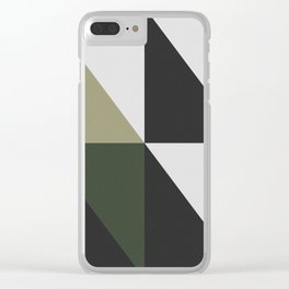 sympyll splyt Clear iPhone Case