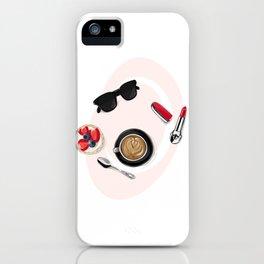 Сoffee iPhone Case