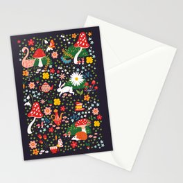 Wandering in Wonderland Stationery Cards