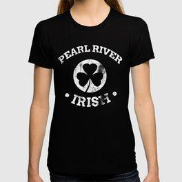 Pearl River Irish Shirt | Pearl River St Patricks Day Parade T-shirt