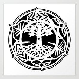 A Voice for Lieth Hill Logo Art Print