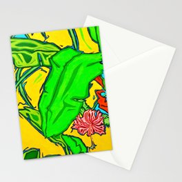 """Guineos"" Stationery Cards"