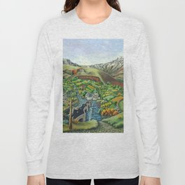 Prelude To Powys Long Sleeve T-shirt