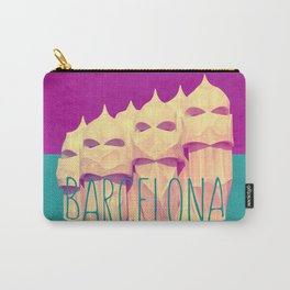 Barcelona Gaudi's Paradise Carry-All Pouch