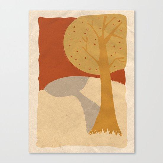 Trees 2 Canvas Print