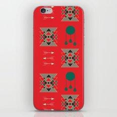 dream-catcher Red iPhone & iPod Skin