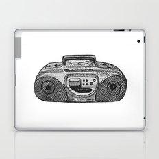 Radio Laptop & iPad Skin