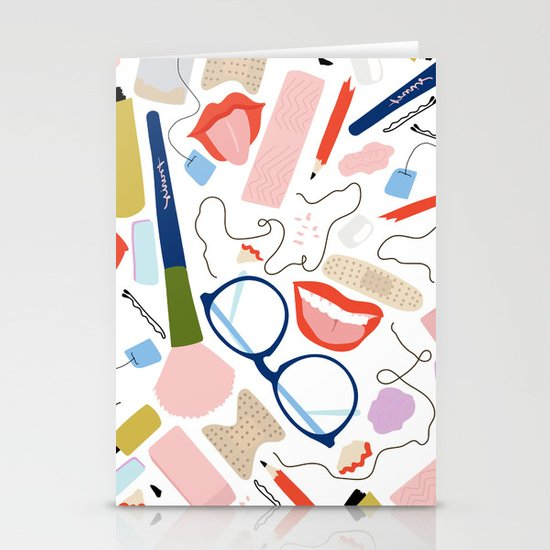 Cheeky Design Stationery Cards