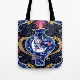 The Aquarius Tote Bag