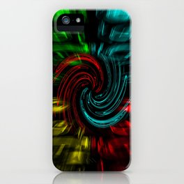 Abstract perfection 47 iPhone Case