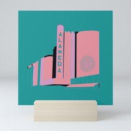 Alameda Theater Mini Art Print