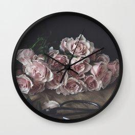 Cuttings 4 Wall Clock