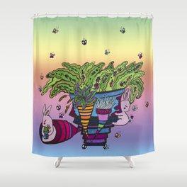 Wonderworld Shower Curtain