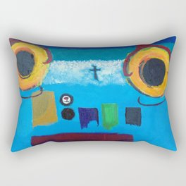 The Operating Room Rectangular Pillow