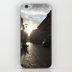 The Streets of Malmo iPhone & iPod Skin