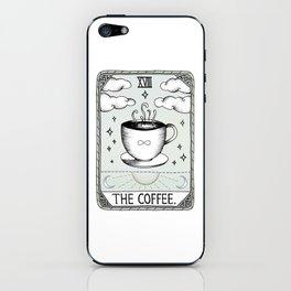 The Coffee iPhone Skin