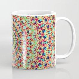 Twenty Four Hours Abstract Quasicrystal Coffee Mug