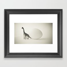 Bert Framed Art Print