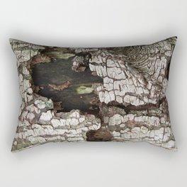 wounds of tree Rectangular Pillow