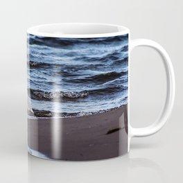 Seagulll by the Waves Coffee Mug