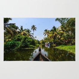 God's Country - Kerala, India Rug