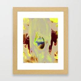 The General's Son Framed Art Print