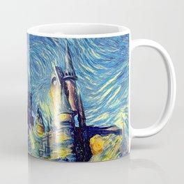 Hogwarts Starry Night Coffee Mug